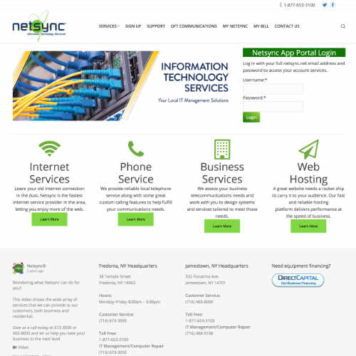 Netsync by Luke Weatherlow